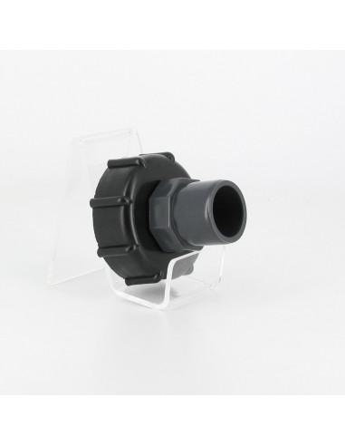 raccord s60x6 cuve eau sortie pvc 25 32 mm multicuves. Black Bedroom Furniture Sets. Home Design Ideas