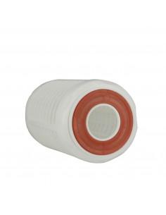 Cartouche filtrante anti-boue pour filtre à eau