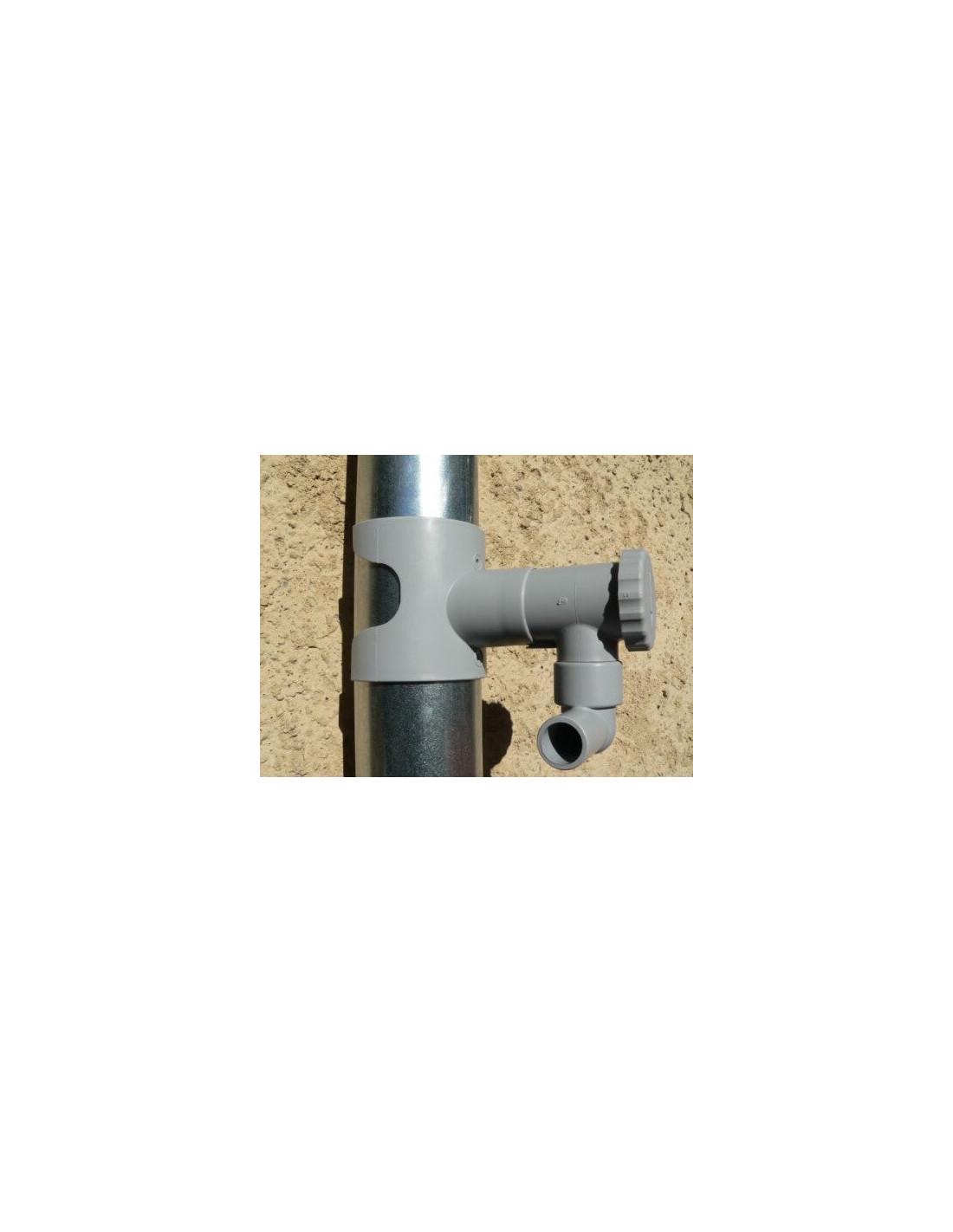 Kit collecteur eau de pluie capt 39 eau - Kit recuperation eau de pluie ...