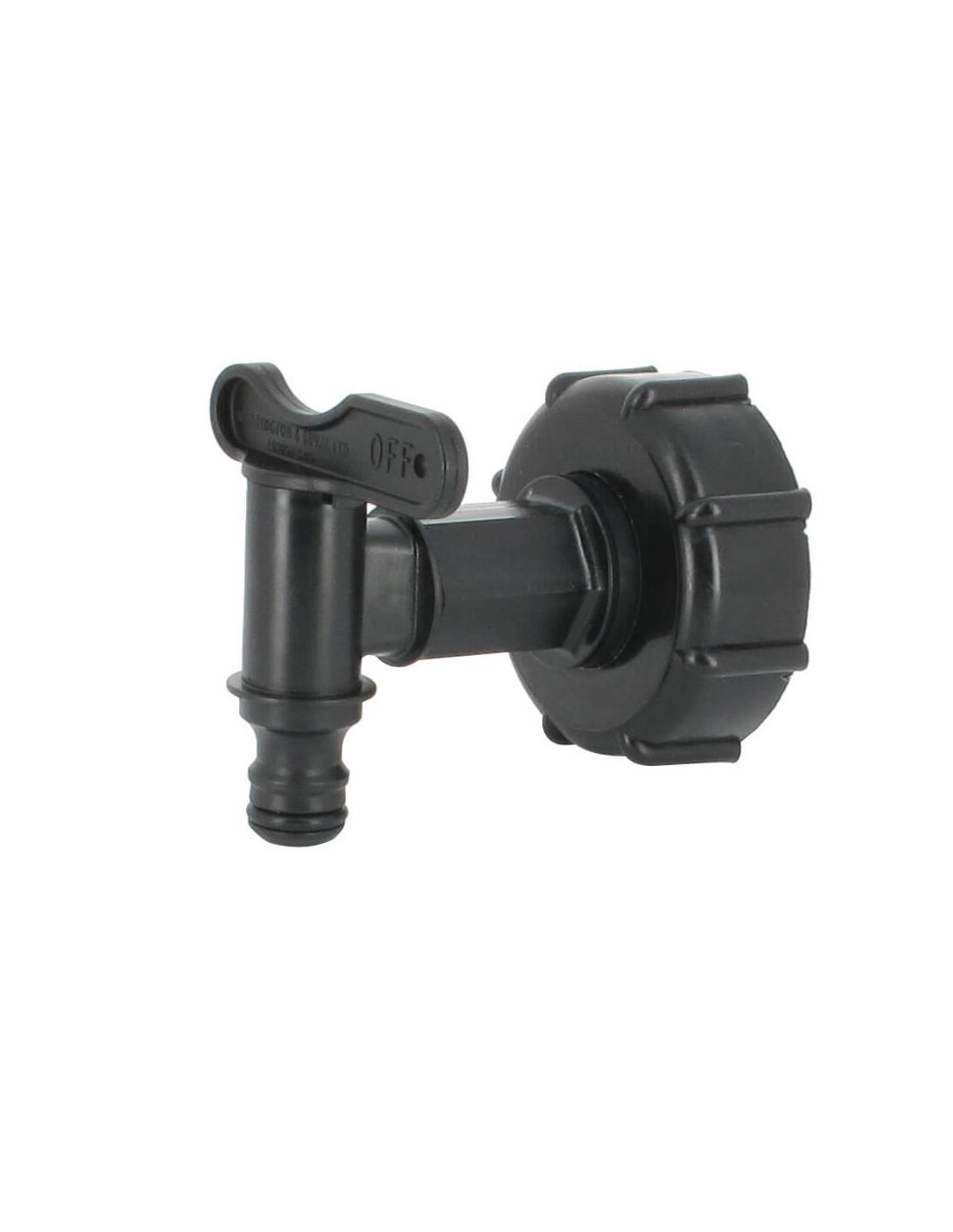 robinet raccord pour cuve eau 1000l 2 s60x6 robinet r cuperateur eau 1000 litres. Black Bedroom Furniture Sets. Home Design Ideas
