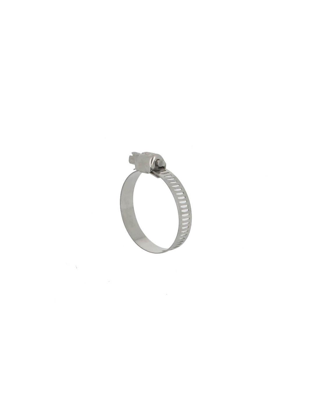 collier de serrage inox 24 36 mm lot de 3. Black Bedroom Furniture Sets. Home Design Ideas