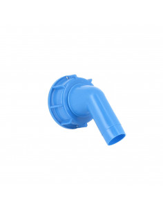 Raccord S60X6 cuve eau - Prolongateur Diamètre 27 mm