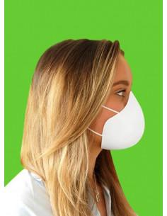 Masque de protection lavable 20 fois et fabriqué en France