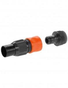 Adaptateurs de tuyaux d'aspiration 19 mm (3/4'') - Gardena