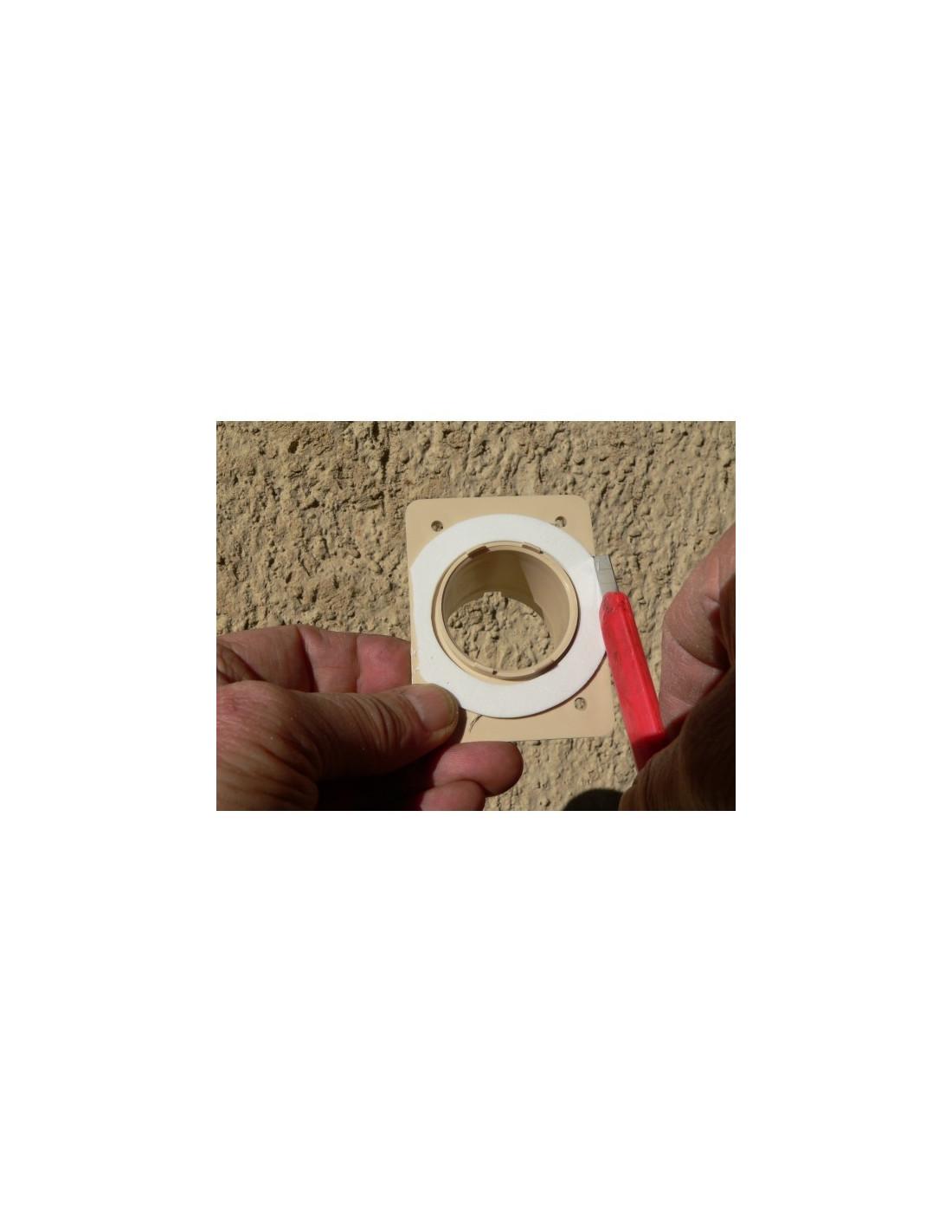 Kit collecteur rectangulaire eau de pluie capt 39 eau sable multicuves c - Collecteur eau de pluie gouttiere rectangulaire ...