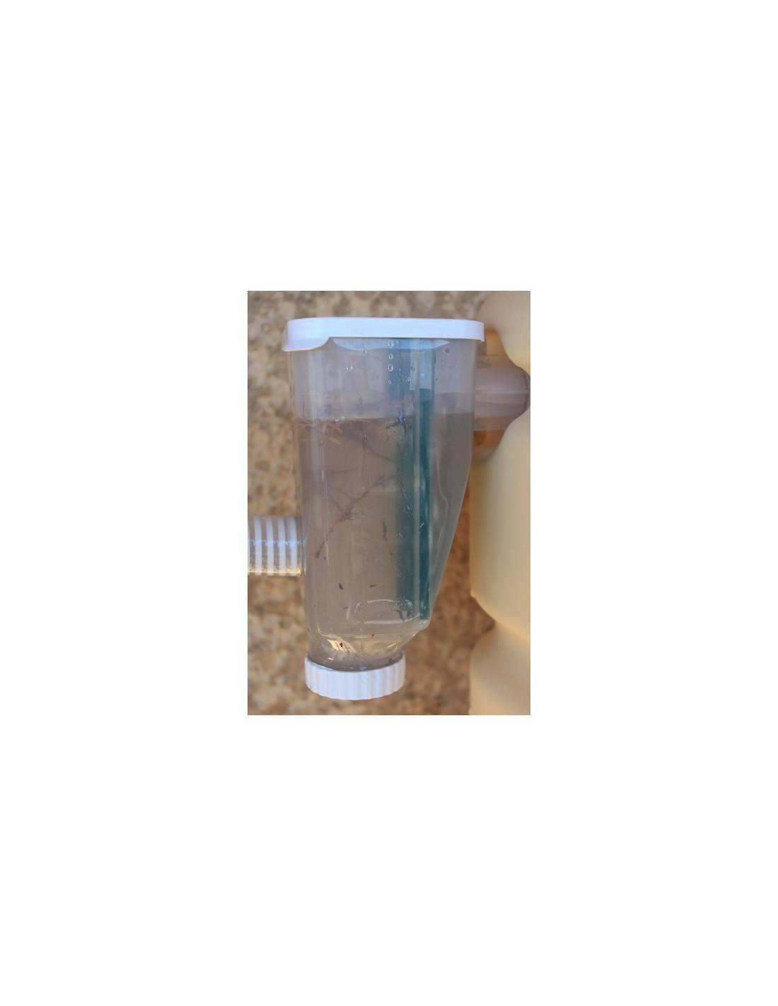 Filtre pour cuve a eau bande transporteuse caoutchouc for Utiliser l eau de pluie pour la maison