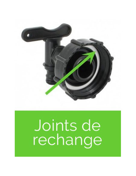 Joints de rechange