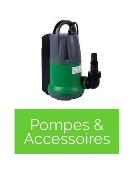 Accessoires pour pompes d'arrosage