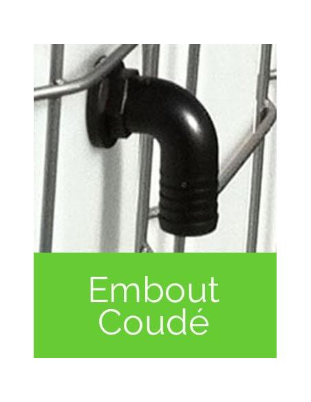 Trop-pleins Embout Coudé