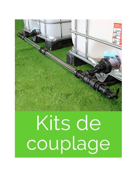 Kits couplage de cuves