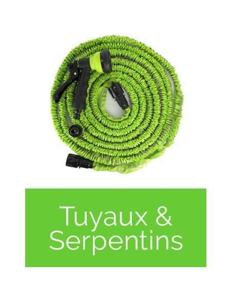 Tuyaux et serpentins arrosage