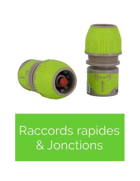 Raccords rapides et Jonctions