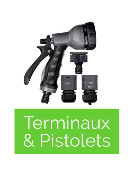 Terminaux et Pistolets d'arrosage