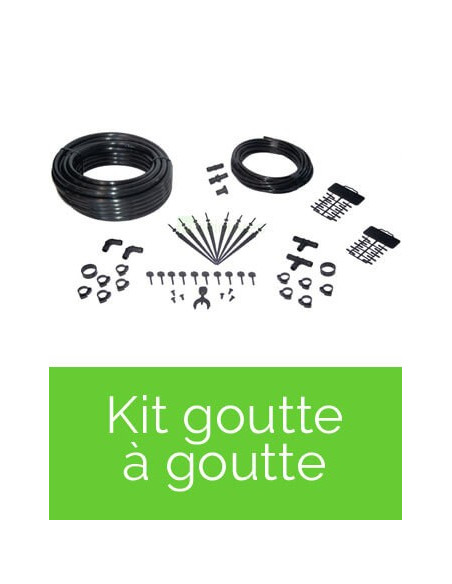Kit Goutte à Goutte complet